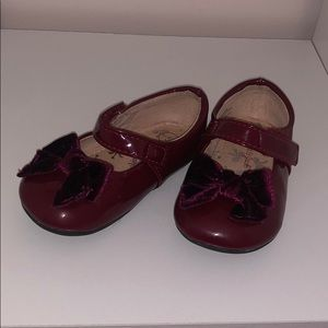 Cat & Jack red Mary Janes